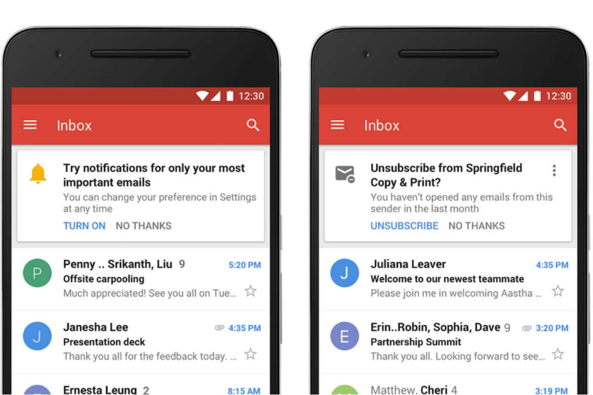 Gmail For iOS Gets AI-Based Smart Notifications For High-Priority Emails