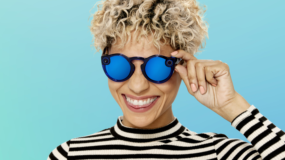 32f3b464c72 Snapchat s Second-Generation Spectacles Will Be Available On Amazon  Starting Today