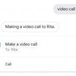 Google Assistant Can Now Make Duo Video Calls