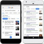 Google Search Will Now Recommend Events Based On Your Interests