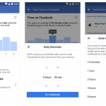 Facebook Adds Dashboards To Help You Manage Your Time On Social Apps