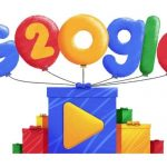 Google's 20th Birthday Doodle Celebrates 20 Years Of Googling