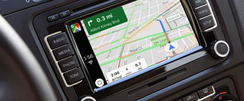 you can now use google maps with apple s carplay in ios 12. Black Bedroom Furniture Sets. Home Design Ideas