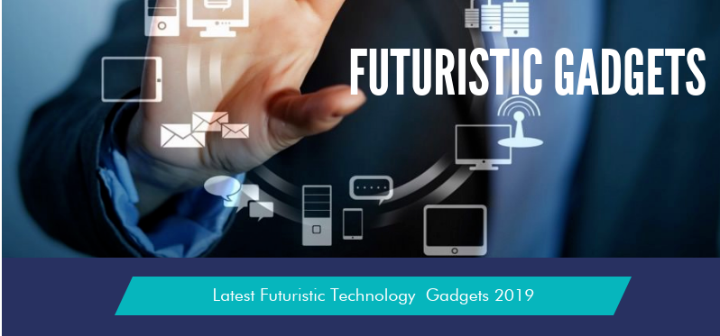 Infographic Latest Futuristic Technology Gadgets For 2019