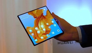 The Huawei Mate X Costs About $2,600 And Is A Big Reply To Samsung's Galaxy Fold