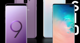 Infographic: The Galaxy S9+ Vs. The Galaxy S10+