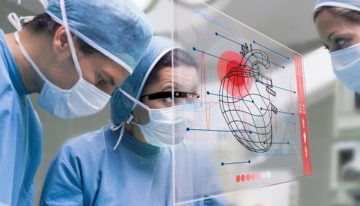 How Augmented Reality Is Transforming The Healthcare Industry