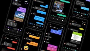 Facebook Messenger Gets A Dark Mode However Tricky