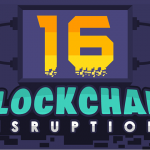 Infographic: 16 Industries in the Throws of Blockchain Disruption