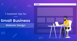 7 Essential Tips For Small Business Website Design
