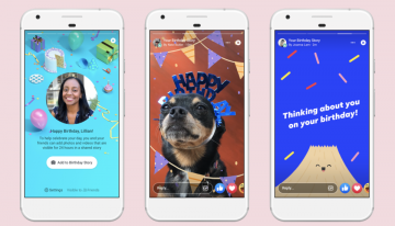 Facebook's New Birthday Stories Feature Will Help Make Your Big Day So Special