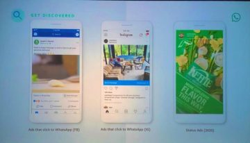 WhatsApp Ads To Appear In-App From 2020