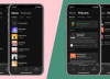 Spotify's Library Section Gets Streamlined With The Updated Mobile Interface