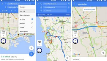 Google Maps Will Now Warn You About Disasters And Tell You How Fast You're Going