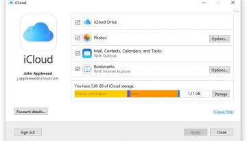 Apple And Microsoft Collaborate On New iCloud For Windows App