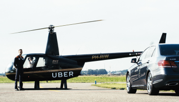 Uber Is Launching An On-Demand Helicopter Service