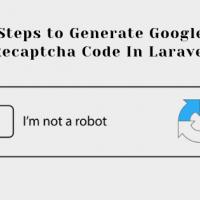 Tutorial: How To Generate Google Recaptcha Code In Laravel?