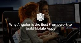 Why Angular Is The Best Framework To Build Mobile Apps