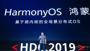 Huawei Unveils Its Rival Operating System To Android, Harmony