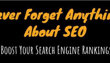 Infographic: The 3 Most Important SEO Tips