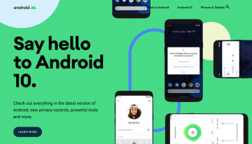 Android 10 Is Officially Released For Google Pixel Phones