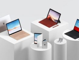 See The Microsoft Surface Neo, Surface Pro 7, Surface Laptop 3 And More