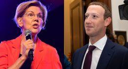 Zuckerberg Says Warren For US President Is A Nightmare For Tech