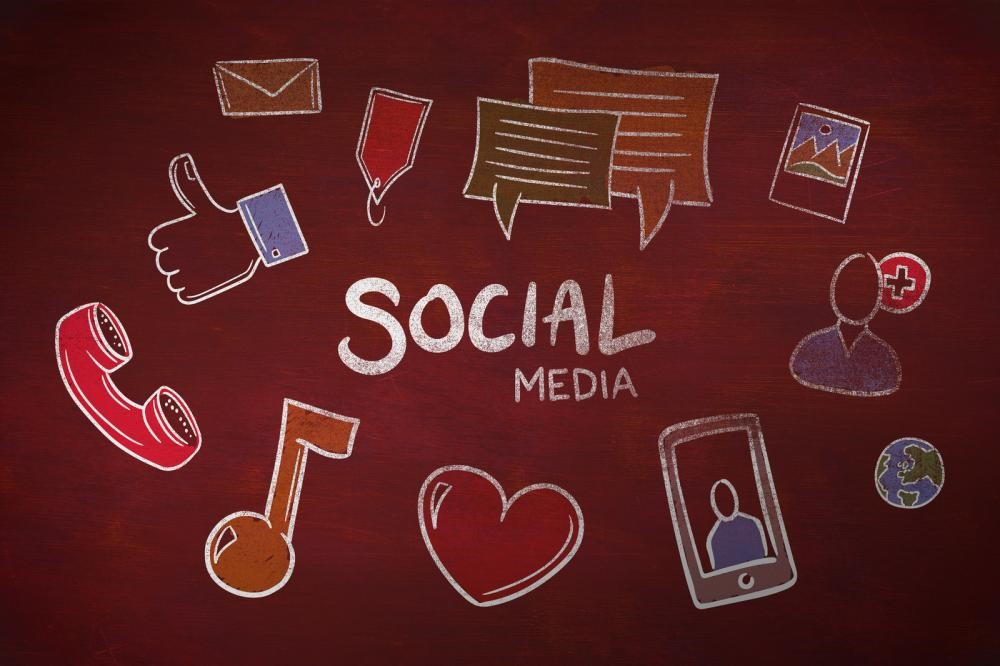 Social media helps your business track with local users