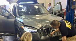 An Uber Self-Driving Car That Killed A Pedestrain In 2018 Had Safety Flaws
