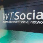 "Wikipedia Founder's Ad Free Social Network ""WT:Social"" Surpasses 160,000 Members"