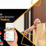 Food Delivery App - Breaking The Divide Between Restaurants & Homes