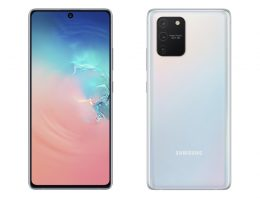 Samsung Unveils The Galaxy S10 Lite And Note 10 Lite, To Be Displayed At CES 2020