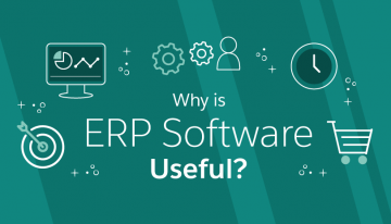 Infographic: The Benefits Of ERP Software You Need To Know