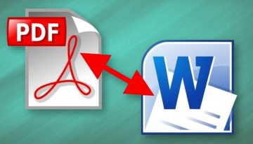 Convert PDF To Word With These Powerful Apps On iPhone & iPad