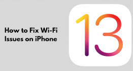 Facing Wi-Fi Issues In iOS 13?: Here are Some Quick Fixes