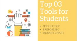 Top 3 Online Tools for Students: Plagiarism Checker, Google Docs & Inquiry Chart