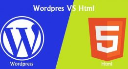All You Need To Know About WordPress vs HTML