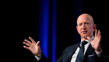 Amazon's Jeff Bezos Worth $145b Could Become World's First Trillionaire Soon