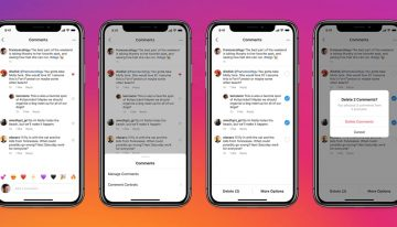 New Instagram iOS Update Lets You Bulk Delete Comments, Control Tags And Mentions