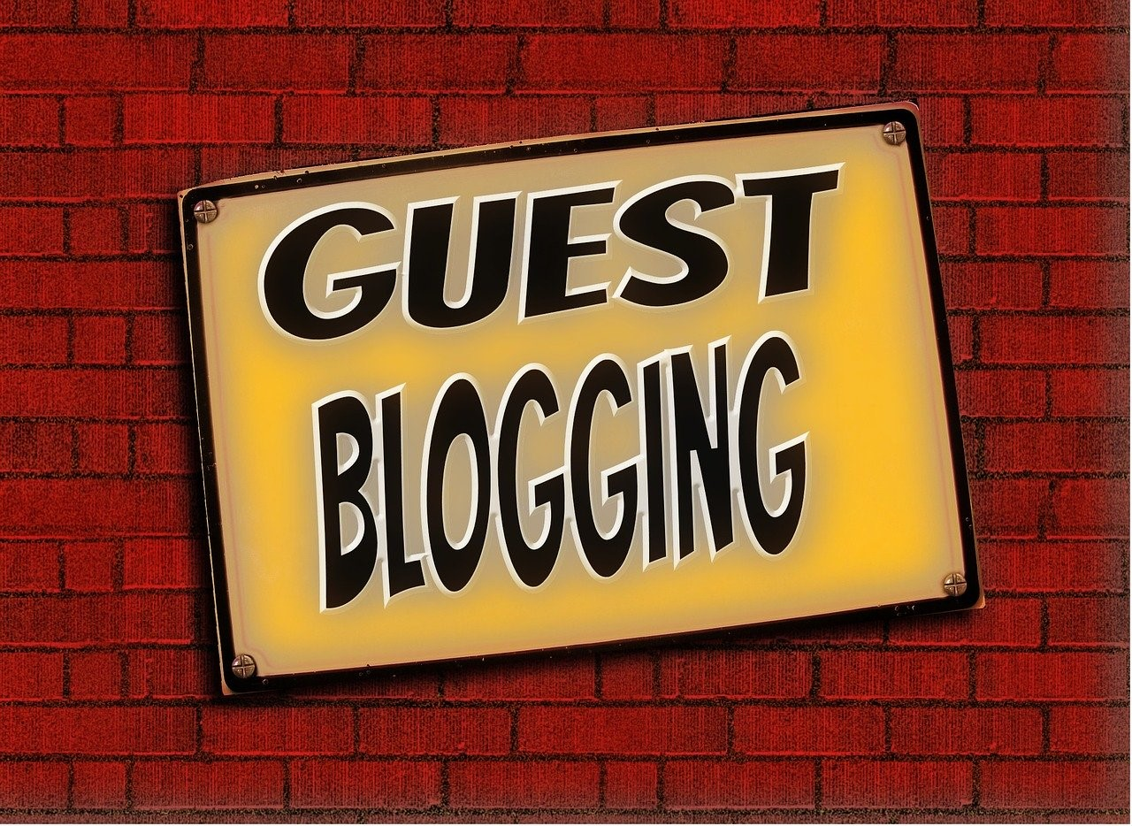 Guest blogging allows you to expand your audience