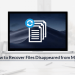 "Here's How To Recover Files That Have ""Disappeared"" From Mac"