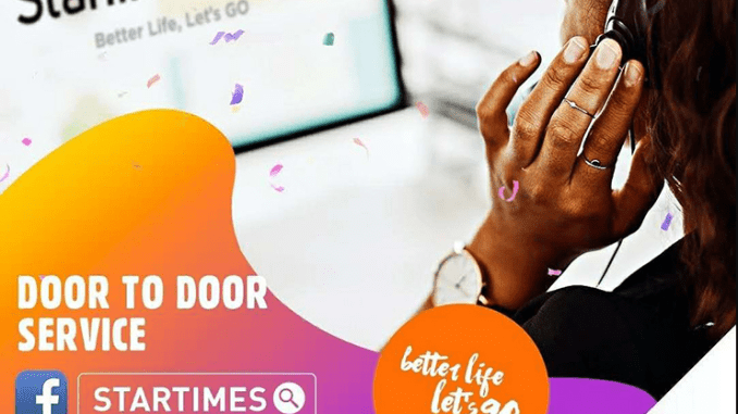 StarTimes officially launches StartTimes GO in Nigeria, A 24/7 e-Shopping Platform On Digital TV