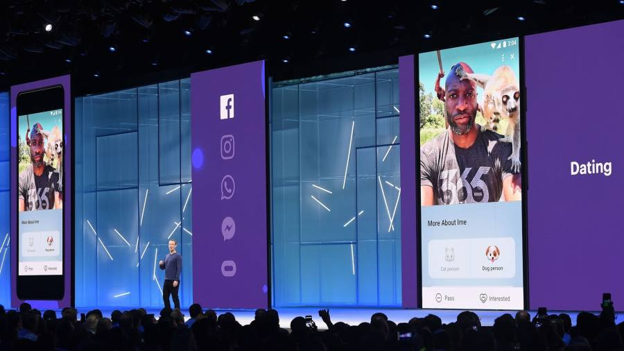 Facebook Extends Dating Service To Europe After US Launch Last Year