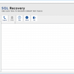 Quick Tips To Restore SQL Server Database From Inaccessible MDF File