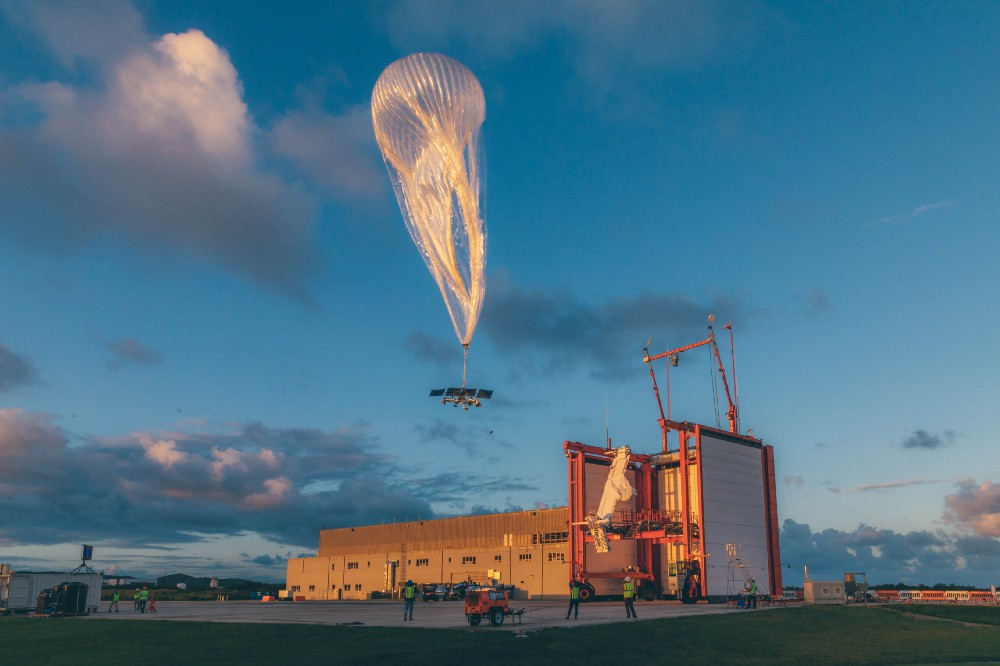 Alphabet Hits The Brake On Project Loon, Ending Another Experiment