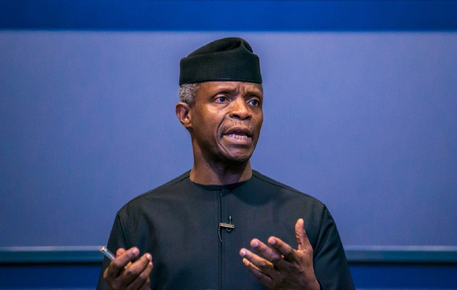 Yemi Osinbajo Is Enthused To Partner With Microsoft To Stabilize The Nigeria Digital Economy