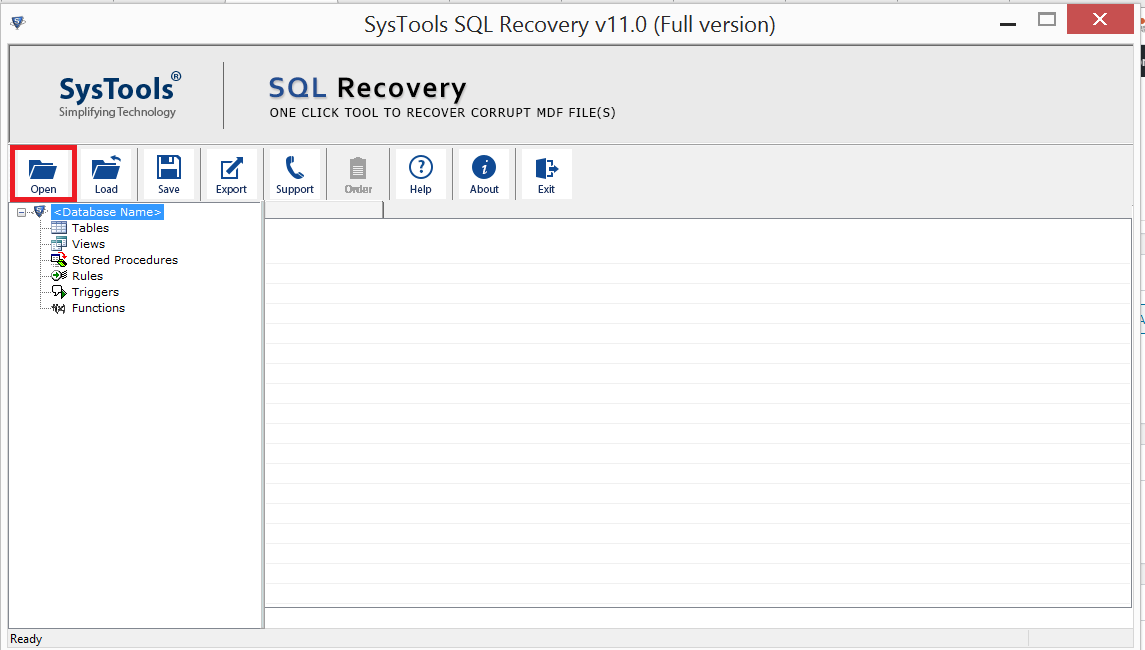 Learn How To Recover Corrupted Database In SQL Server