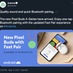 Android Deleted Tweet About Pixel Buds A-Series It Mistakenly Shared